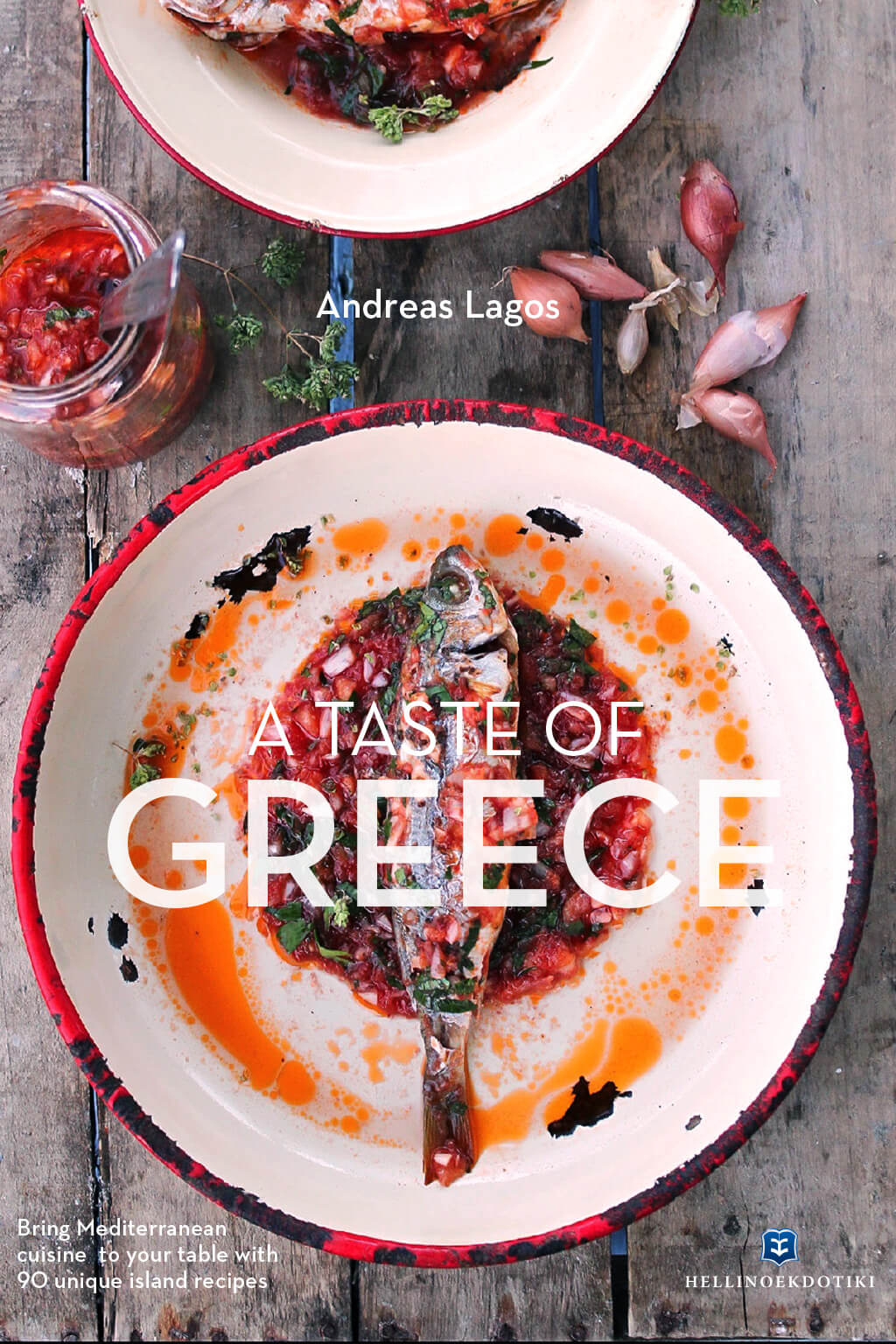 A Taste of Greece - english_cover